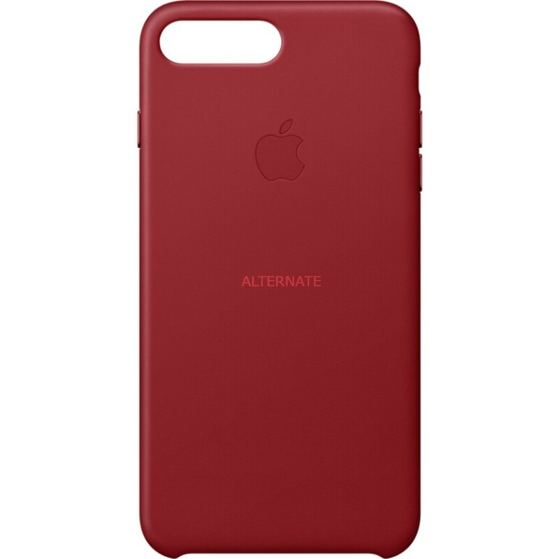 Apple Leder Case für iPhone 8 Plus / 7 Plus (PRODUCT)RED