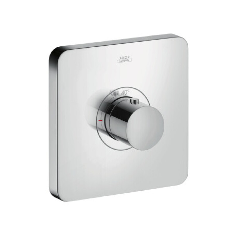 Hansgrohe Thermostat Unterputz Axor ShowerSelect Highflow Fertigset chrom, 36711000