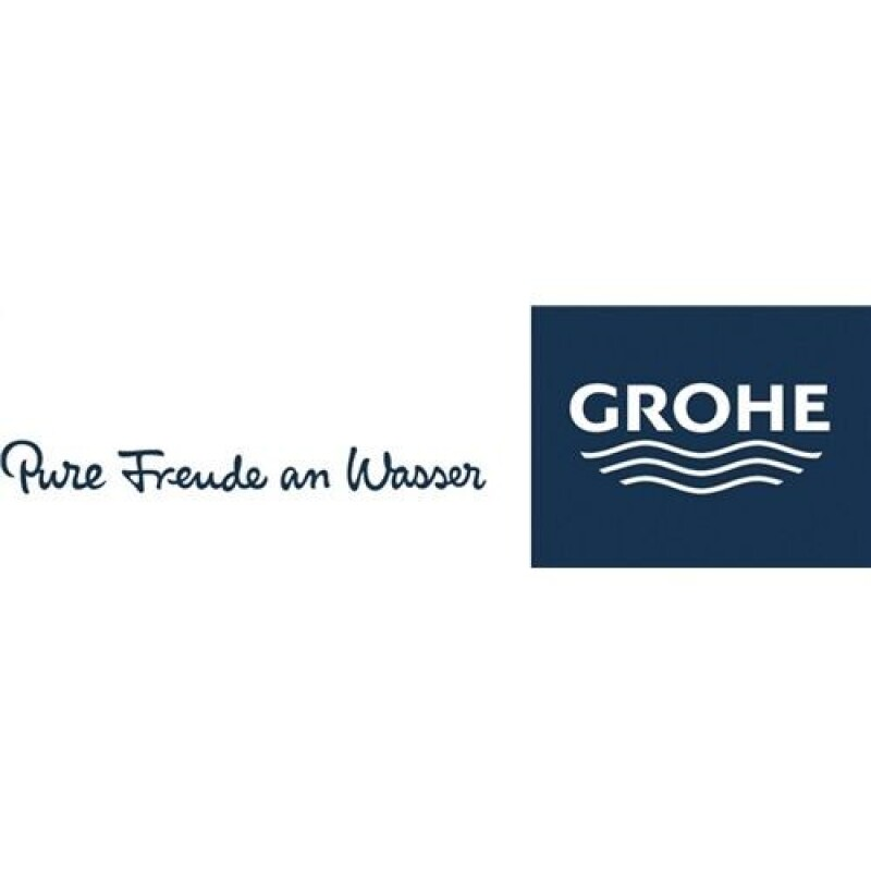 GROHE Handbrause Rainshower Icon 15027630 chrom/kalkstein