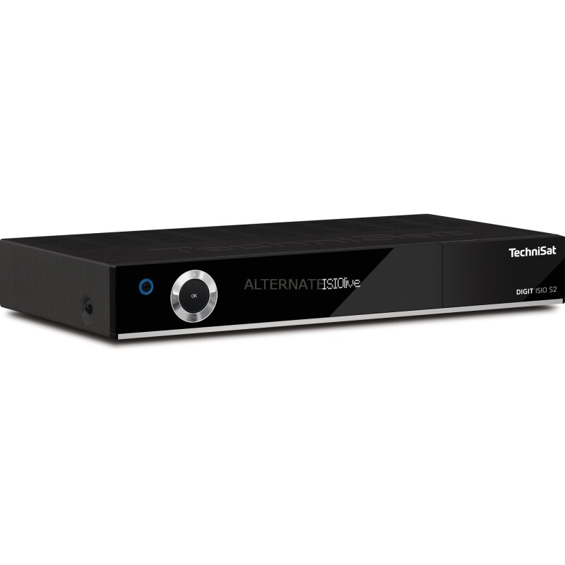 TechniSat »DIGIT ISIO S2« SAT-Receiver (LAN (Ethernet)
