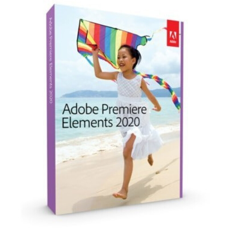 Adobe Premiere Elements 2020 (EN) (Box)