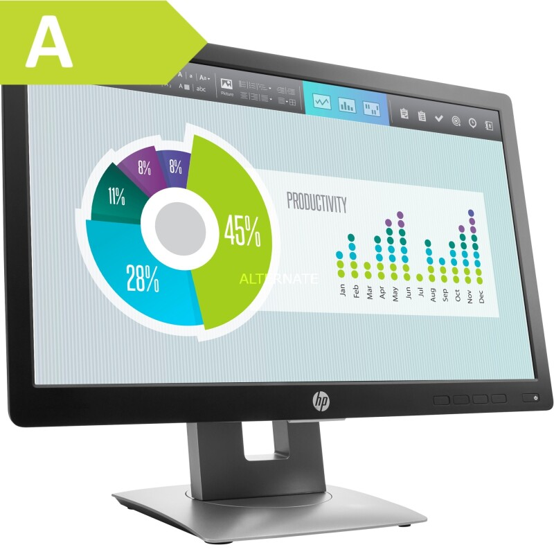 EliteDisplay E202, LED-Monitor