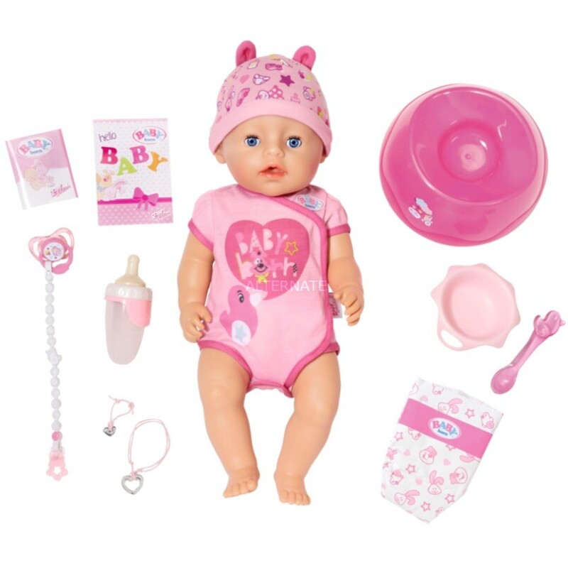 Zapf Creation® BABY born® Soft Touch Girl, 43 cm