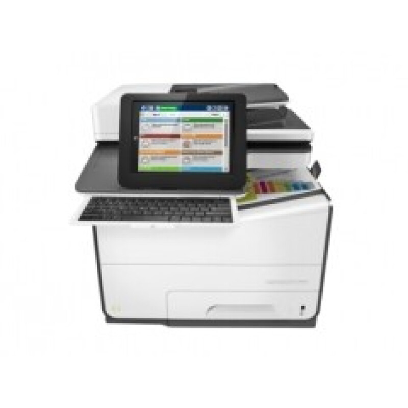 HP Inc. PAGEWIDEENT COLOR MFP 586Z