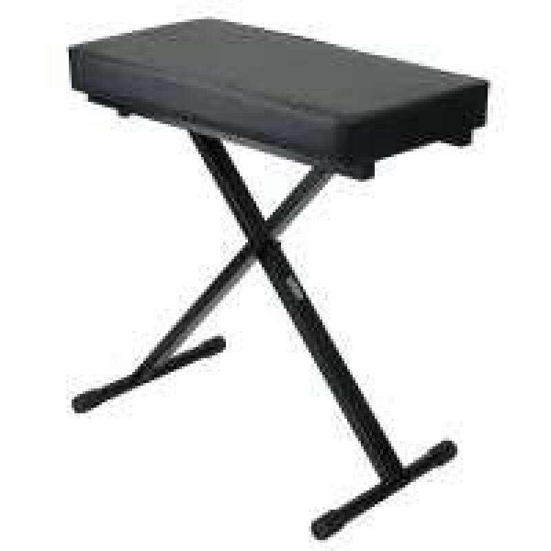 DAP Keyboard Bench Pro Steel 510-700mm