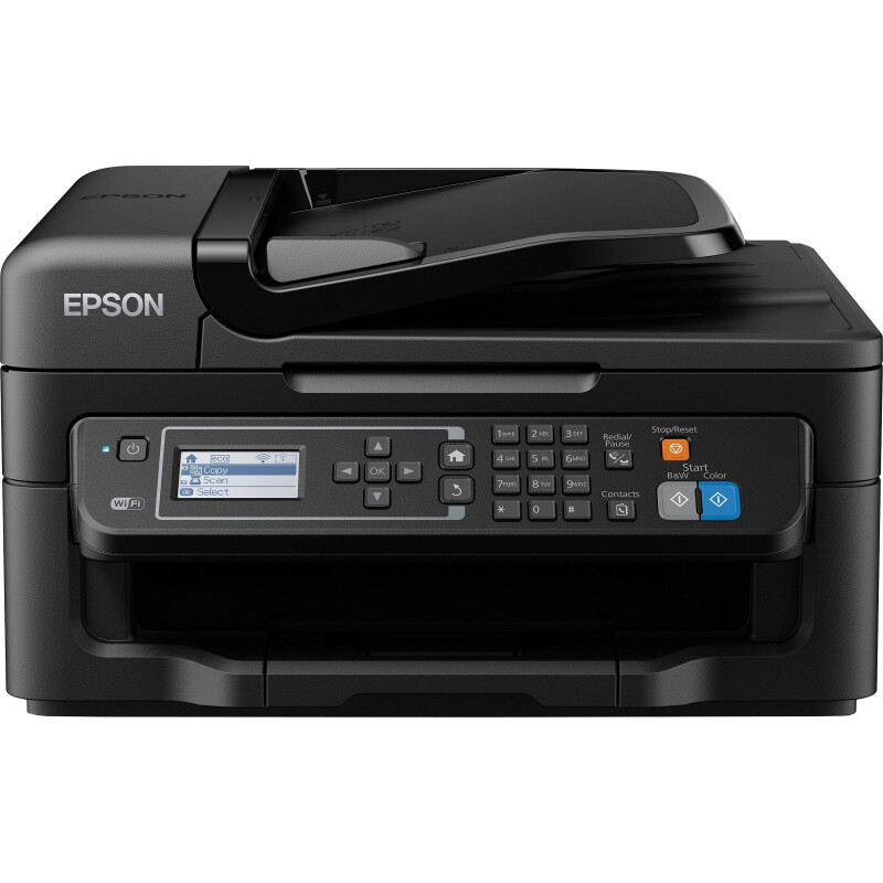 Epson »WorkForce WF-2630WF« Multifunktionsdrucker (WLAN (Wi-Fi))