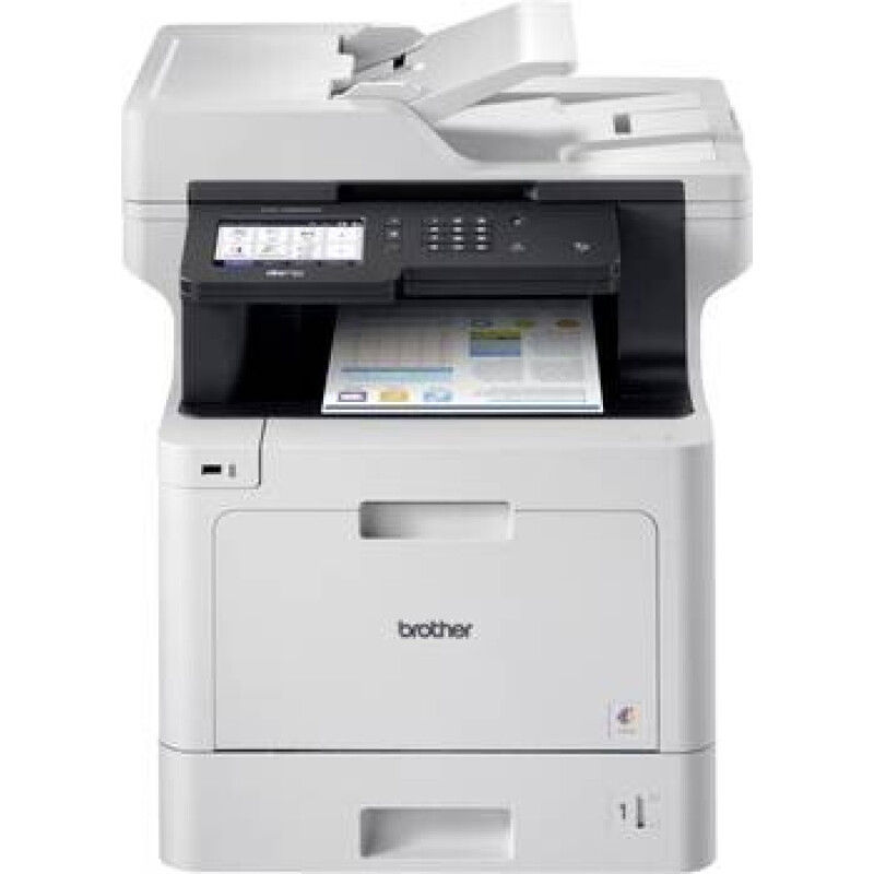Brother MFC-L8900CDW - multifunktionsprinter (farve) Laserdrucker Multifunktion mit Fax - Farbe - Laser