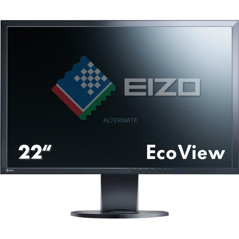 FlexScan EV2216WFS3-BK, LED-Monitor
