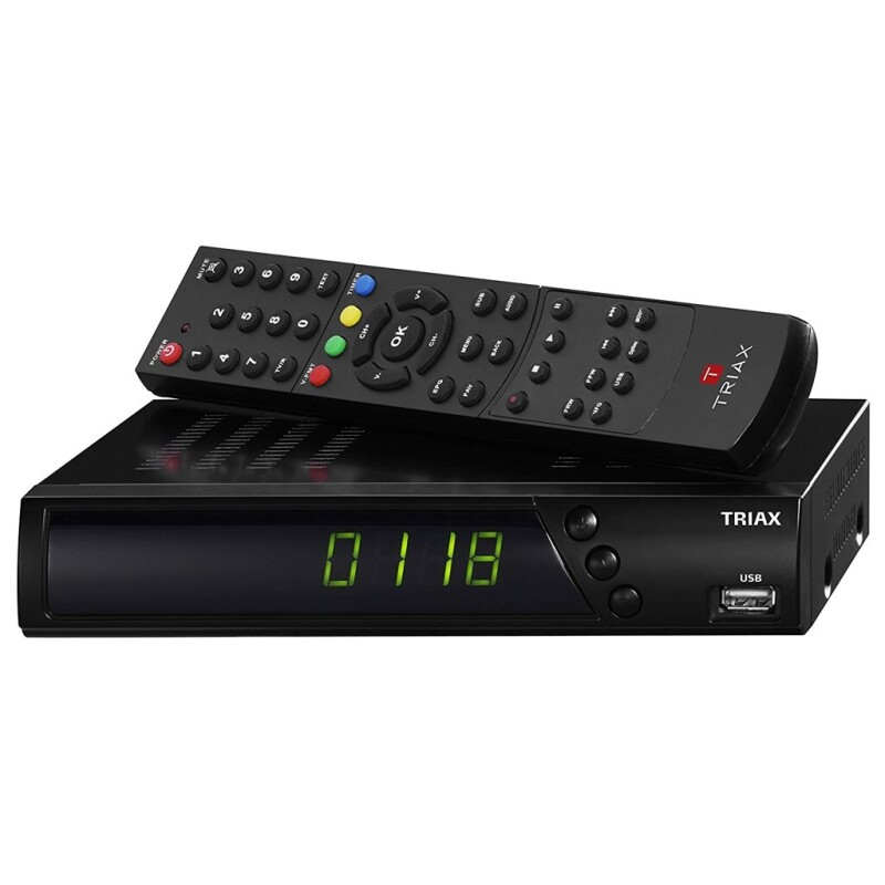 Triax S-HD11 DVB-S,HDTV,unicable