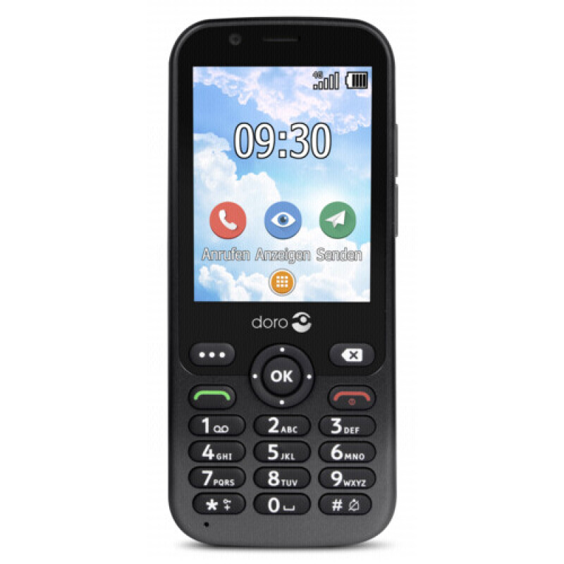 doro 7010 Handy graphit