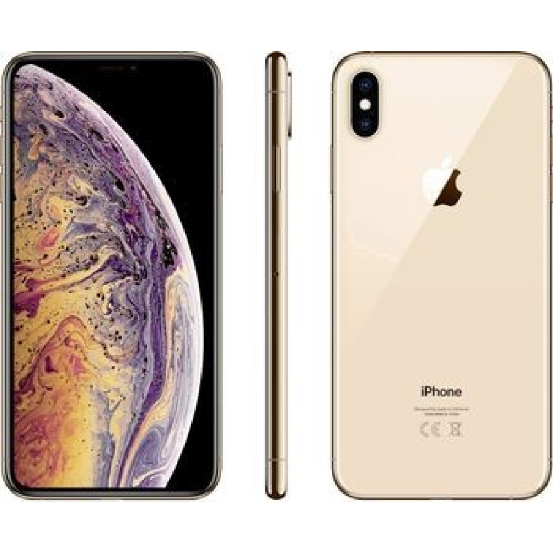 Apple iPhone XS Max iPhone 512 GB 6.5 Zoll (16.5 cm)  iOS 12 12 Megapixel Gold