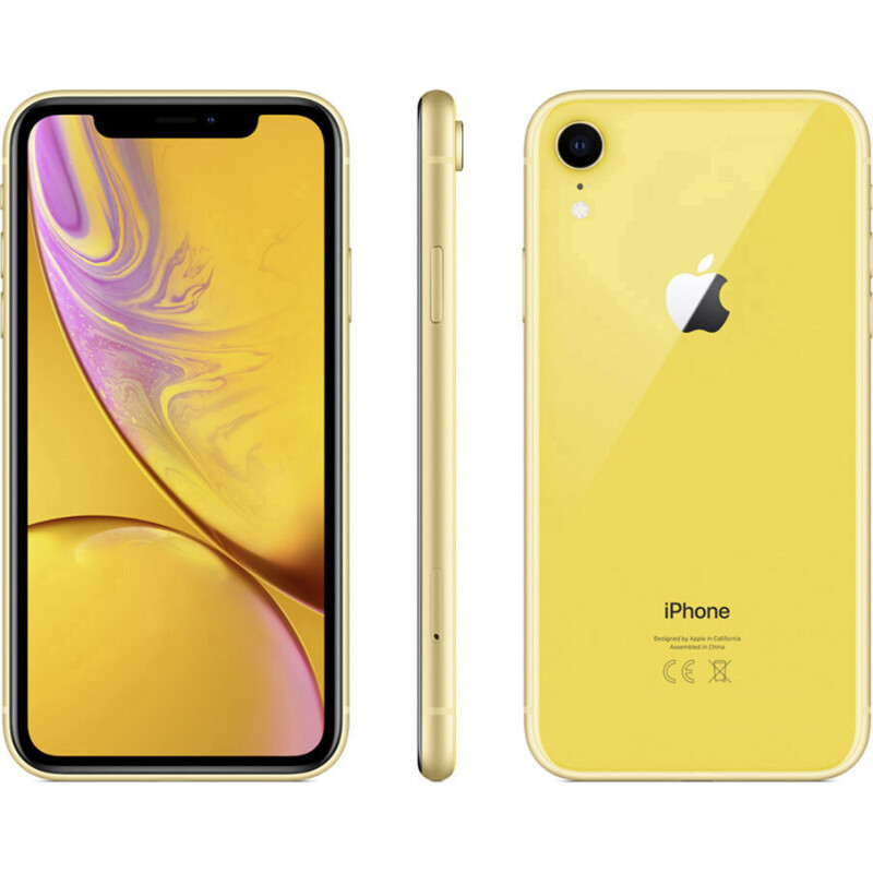 Apple iPhone XR gelb 64 GB