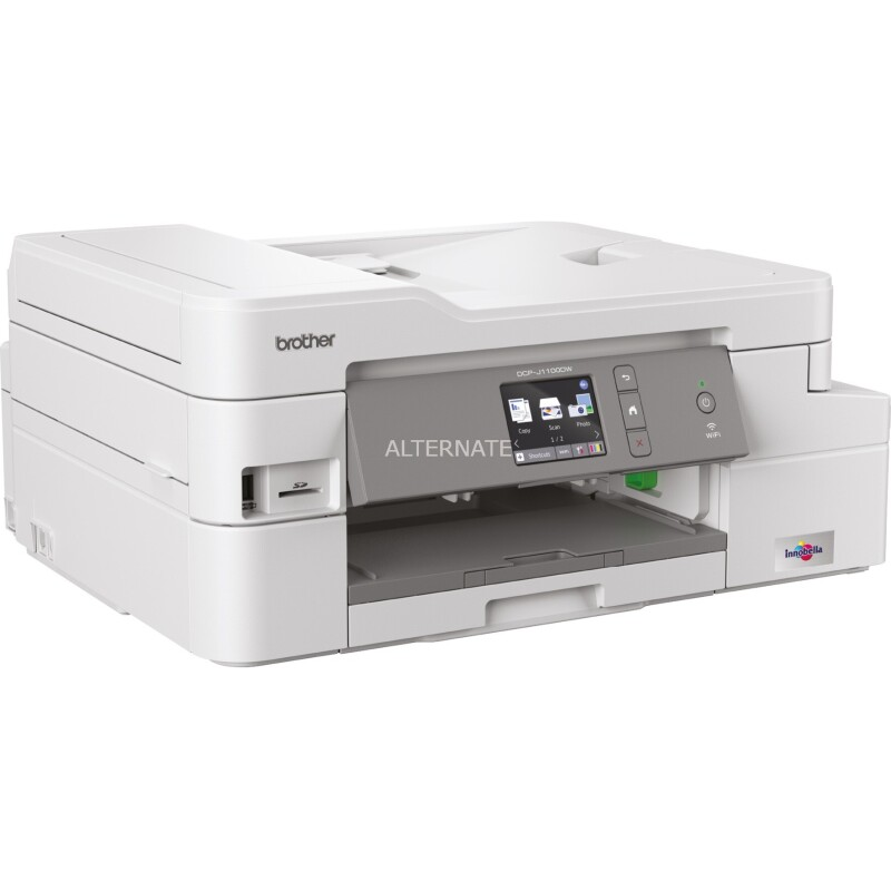DCP-J1100DW, Multifunktionsdrucker
