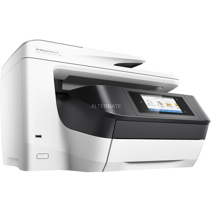 OfficeJet Pro 8730, Multifunktionsdrucker