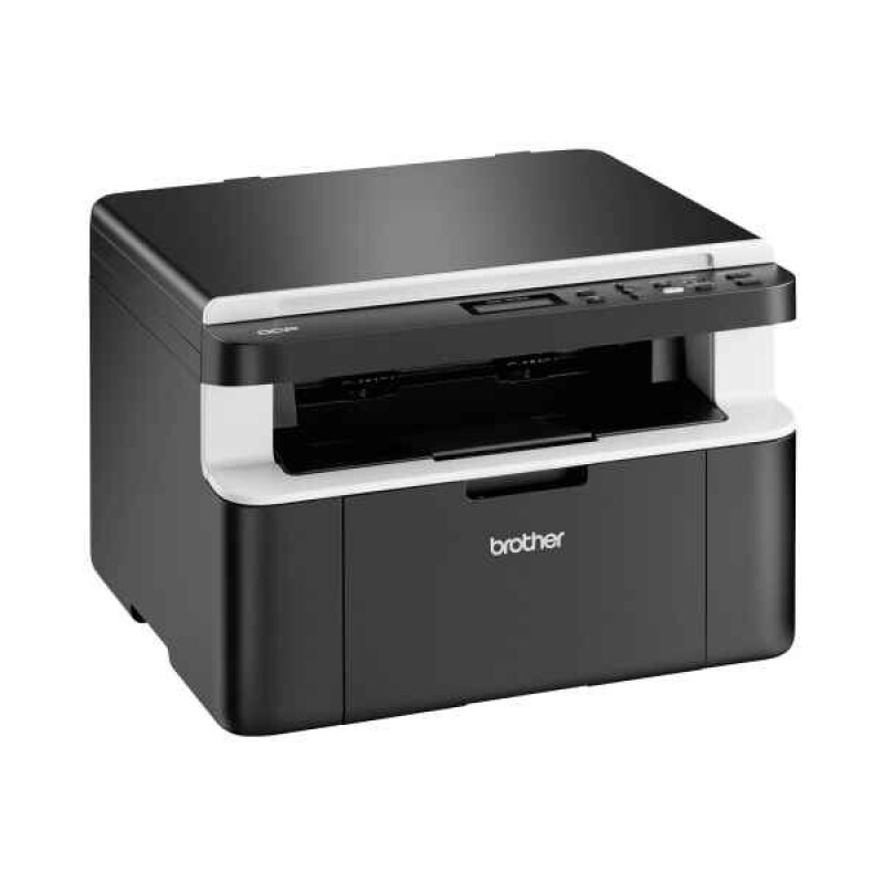 brother DCP-1612W 3 in 1 Laser-Multifunktionsdrucker schwarz