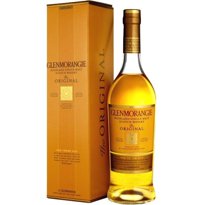Glenmorangie Original Highland Single Malt Scotch Whisky 10 Jahre 40% Vol
