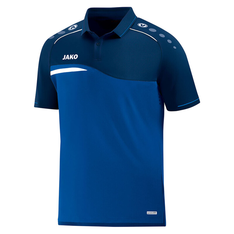 Jako Competition 2.0 Polo Shirt royal-marine
