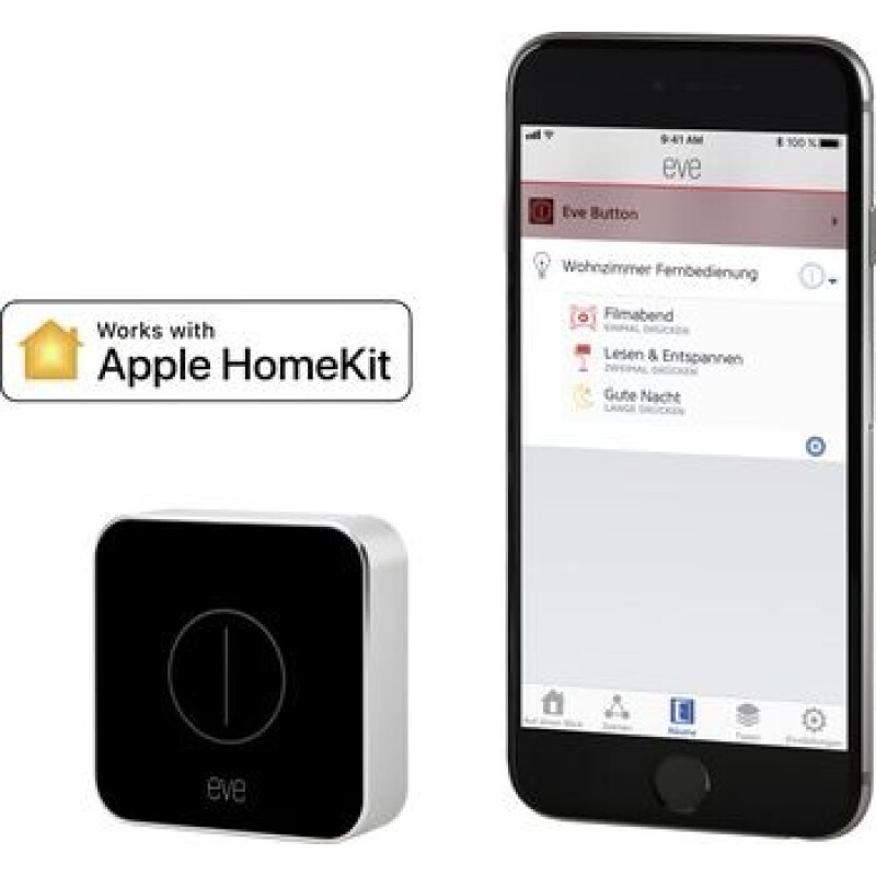Elgato Eve Button Apple Homekit kompatible