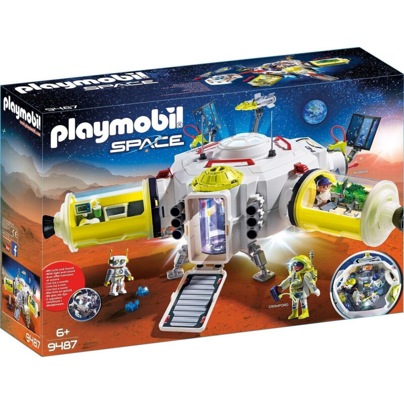 Playmobil® Space Mars-Station 9487