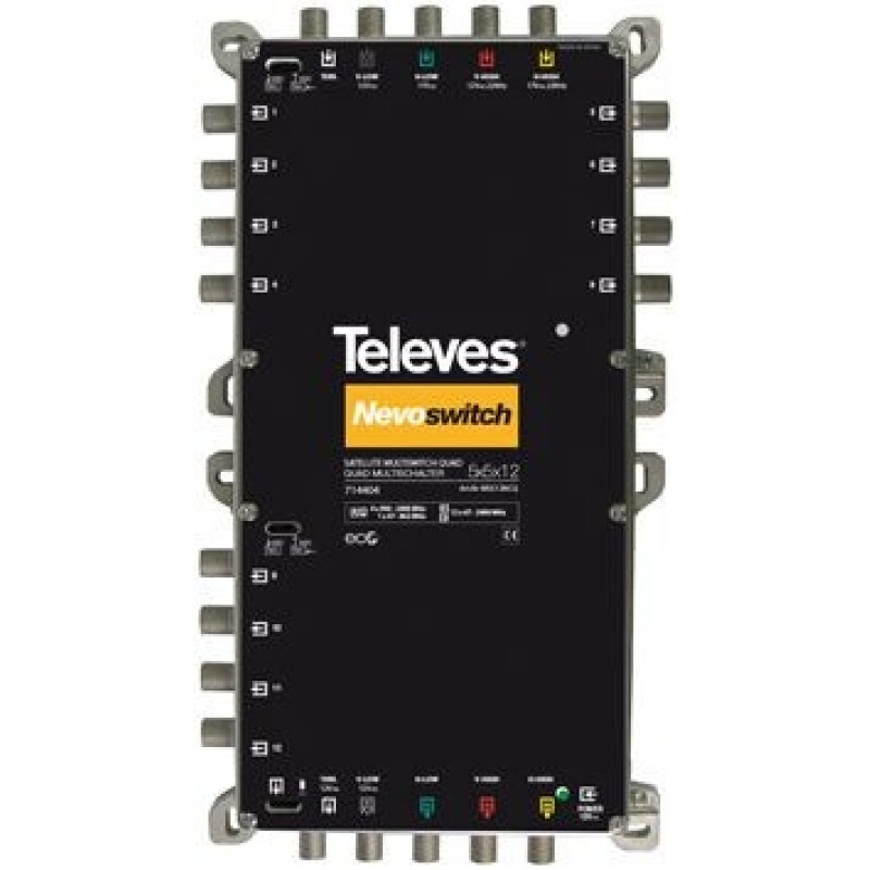 Televes MS512C Nevoswitch Multischalter